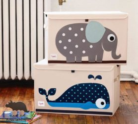 3sprouts Collection Toy Chest