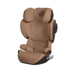 Cybex Solution Z Fix Car Seat Cashmere Beige