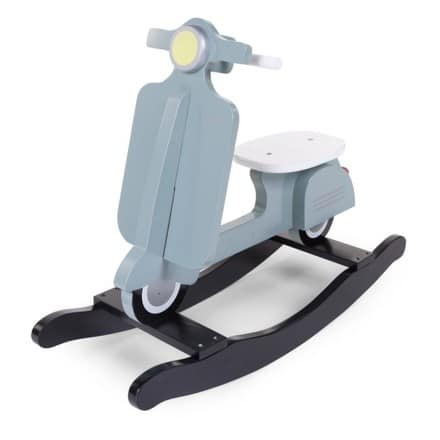 Childhome Λικνιζομενο Scooter Mint Blue