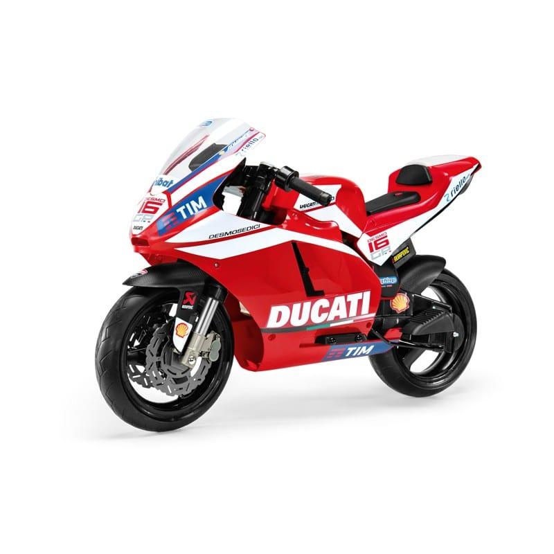 Peg Perego Ηλεκτροκίνητο 12 Volt Ducati Gp