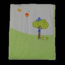 Κουβέρτα Βελουτέ Little Birds - Bebe Home Βρεφικά Είδη