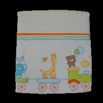 Κουβέρτα Bελουτέ Safari
