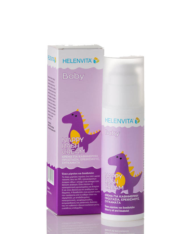 Helenvita Cream For Daily Protection From Irritation And Diaper Rashes 150 ml