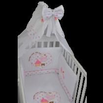 Bebe Stars Προίκα Μωρού 4 Τεμ. Cupcake