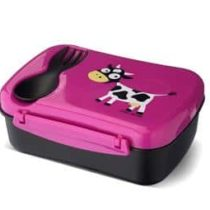 Carl Oscar N'ice Box™ - Kids  Cow Purple - Bebe Home Βρεφικά Είδη