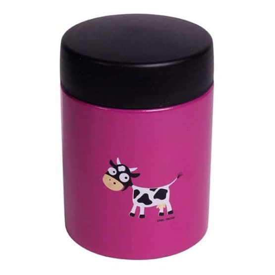Carl Oscar Vacuum Jar Kids – Cow Purple