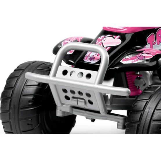 Corral T Rex Pink Detail 01
