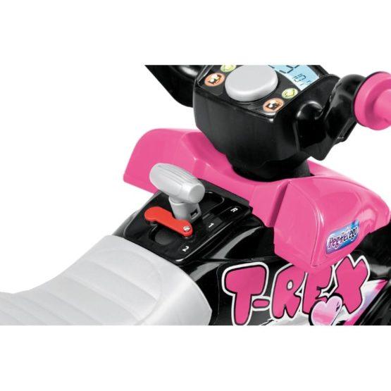 Corral T Rex Pink Detail 03