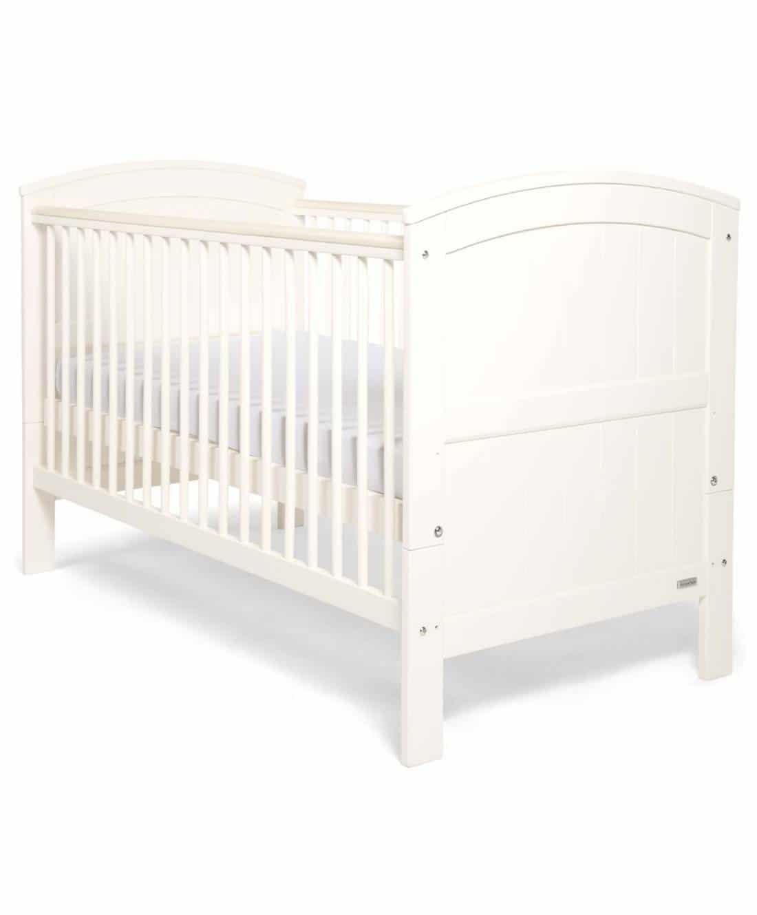 e3fed4553ee MAMAS&PAPAS Κρεβάτι Hayworth Ivory - Bebe Home