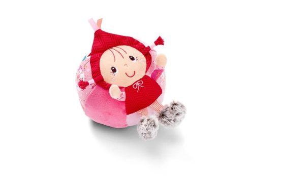Lilliputiens- Red Riding Hood Small Ball With Sounds