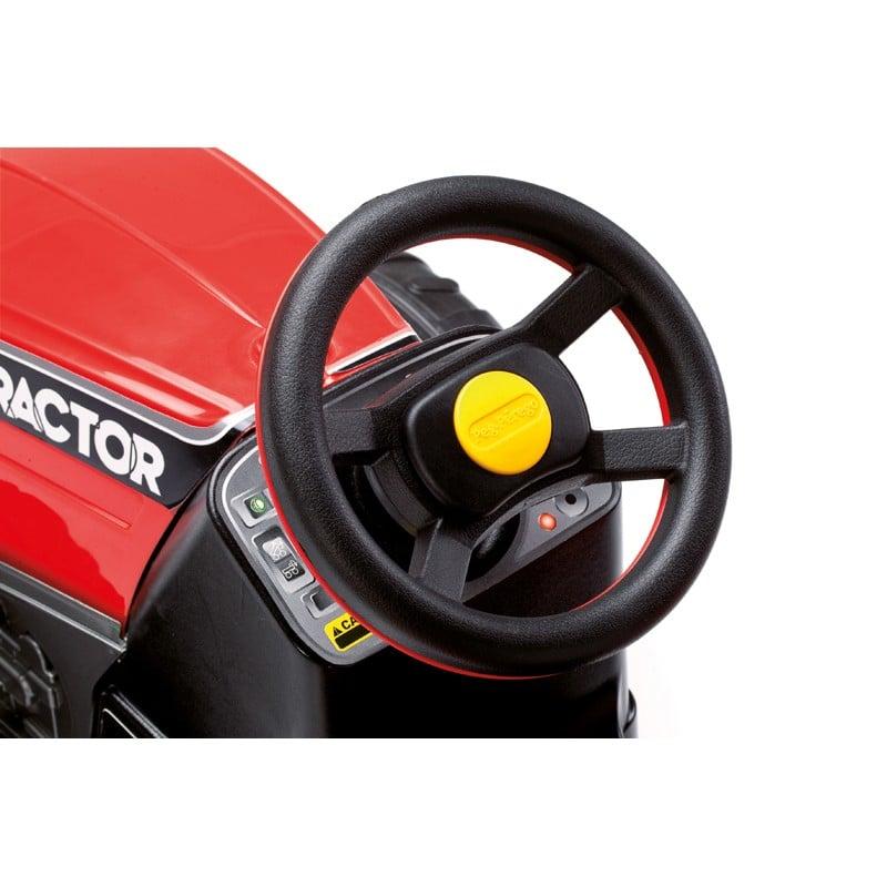 Maxi Diesel Tractor Detail 03