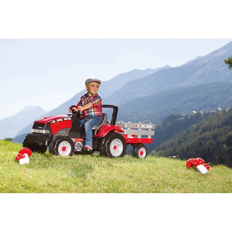 Maxi Diesel Tractor Image 01