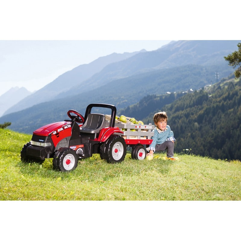 Maxi Diesel Tractor Image 02