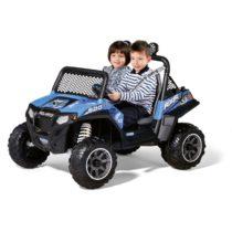Peg Perego Ηλεκτροκίνητο 12 Volt Polaris Ranger RZR 900 Blue - Bebe Home Βρεφικά Είδη