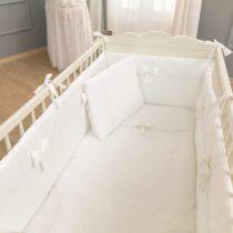 Funna Baby Προίκα Μωρού 3 Τεμ. Premium White