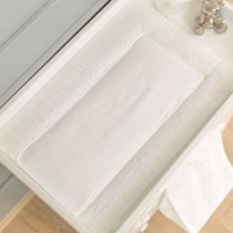 Funna Baby Αλλαξιέρα Premium White - Bebe Home Βρεφικά Είδη