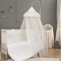Funna Baby Κουνουπιέρα Romantica 8Μ. Premium White