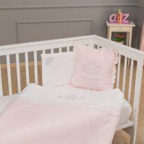 Funna Baby Σεντόνια Κούνιας 3 Τεμ. Princess - Bebe Home Βρεφικά Είδη