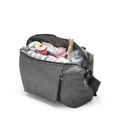 Stokke Changing Bag 160115 9098 Black Melange.SP 35903