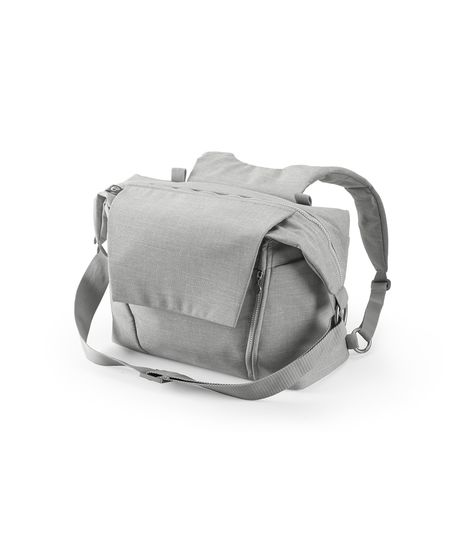 Stokke Changing Bag 160414 5012 Grey Melange.SP 35799