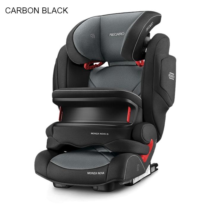 Recaro Monza Nova Is/Carbon-Black Κάθισμα Αυτοκινήτου