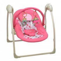 Bebe Stars Ηλεκτρική Κούνια Swing Pink - Bebe Home Βρεφικά Είδη