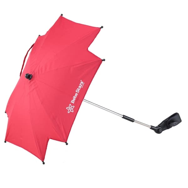 Stroller Umbrella Red