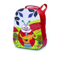 Oops -Σακίδιο Happy Backpack LadyBug - Bebe Home Βρεφικά Είδη