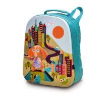 Oops -Σακίδιο Happy Backpack Σκυλάκι - Bebe Home Βρεφικά Είδη