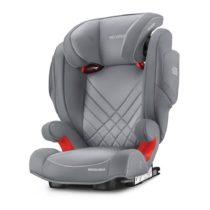 Recaro Monza Nova 2 Seatfix / Alumium Grey Κάθισμα Αυτοκινήτου - Bebe Home Βρεφικά Είδη