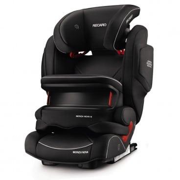 Recaro Monza Nova Is/Performace Black Κάθισμα Αυτοκινήτου