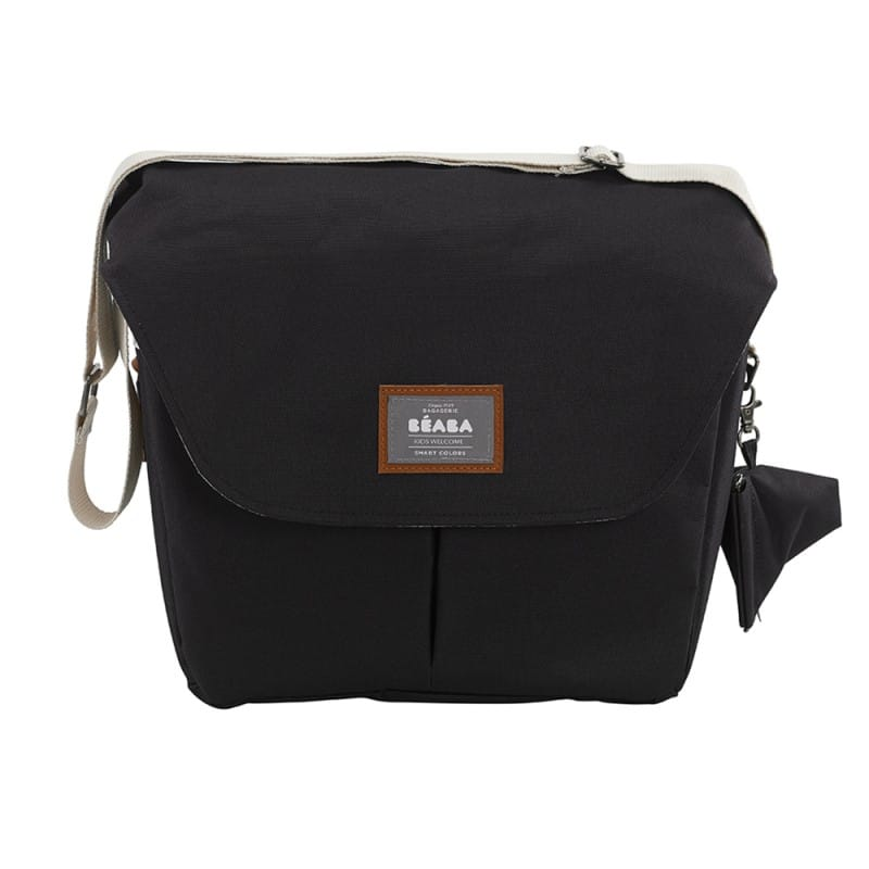 Beaba Τσάντα Αλλαγής Vienna II Smart Colour Black