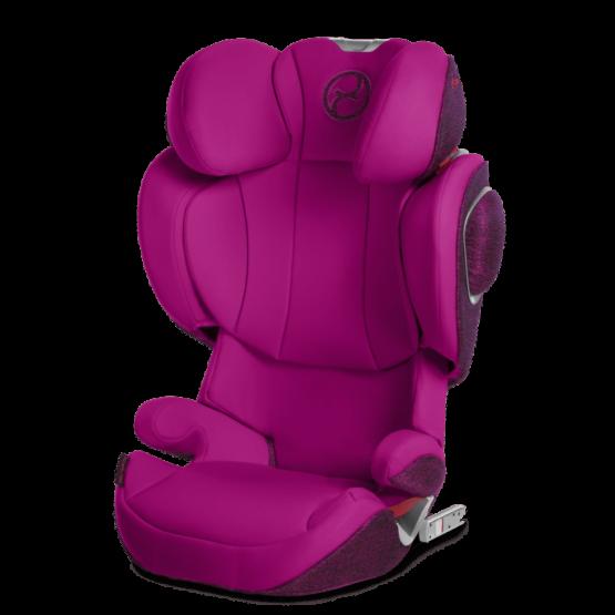 Cybex Solution Z-Fix Passion Pink «Platinum Edition»