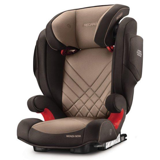 Recaro Monza Nova 2 Seatfix/Dakar Sand Κάθισμα Αυτοκινήτου