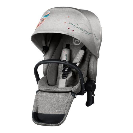 Cybex Priam Lux Seat Sitzeinhang Koi Mid Grey