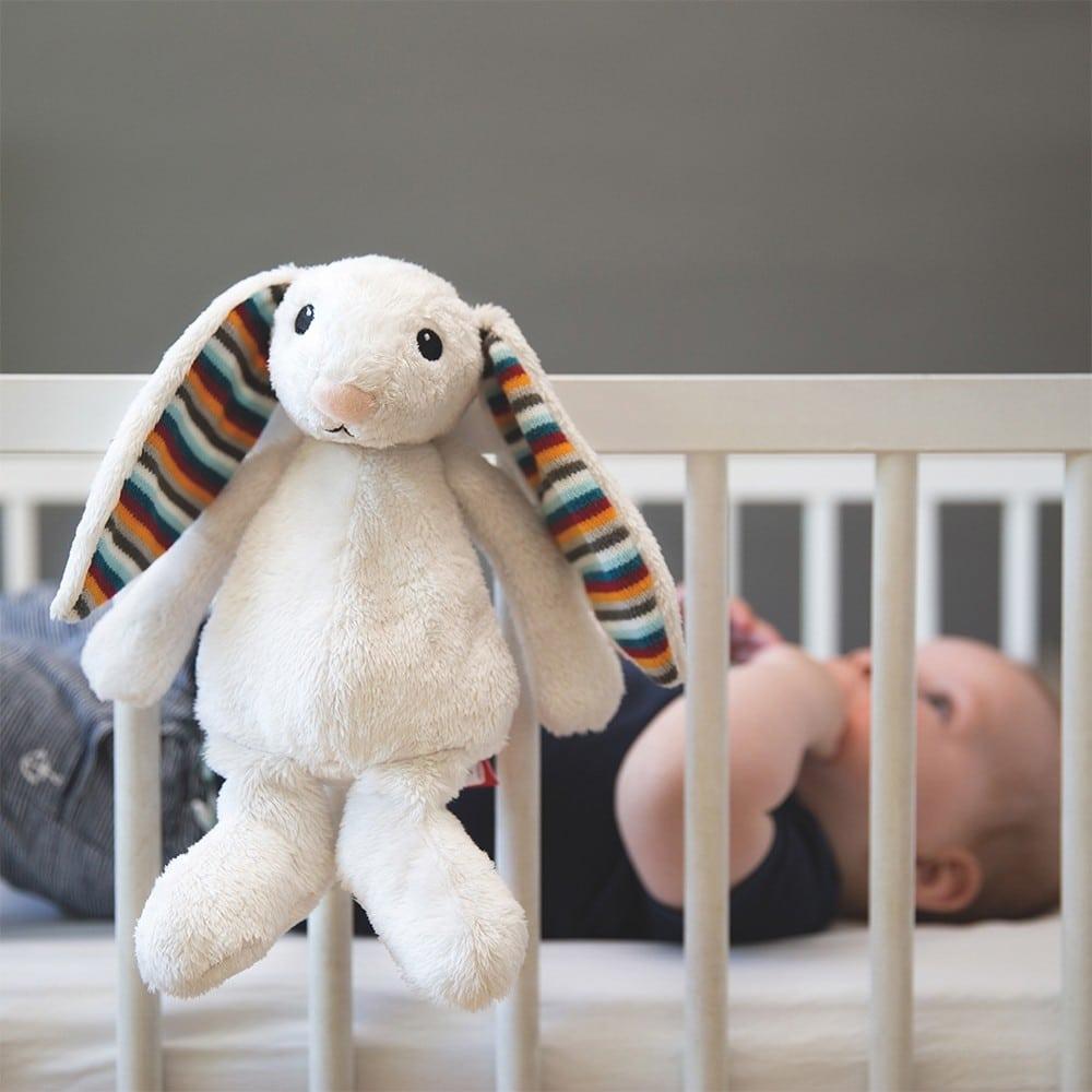 Zazu – Bibi Bunny Plush Toy With White Sounds
