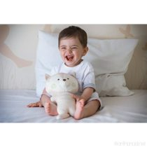 MINILAND Λούτρινο Be my Buddy Foxy με συσκευή Λευκών Ήχων - Bebe Home Βρεφικά Είδη