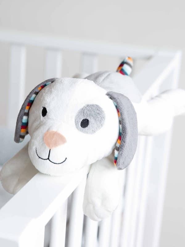 Zazu – Dex Dog Plush Toy With White Noise