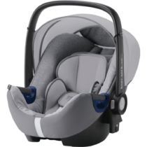 Britax Romer Baby-Safe 2 i-size Grey Marble 0-13 Κάθισμα Αυτοκινήτου - Bebe Home Βρεφικά Είδη