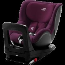 Britax Romer Dualfix i-size Burgundy Red Κάθισμα αυτοκινήτου - Bebe Home Βρεφικά Είδη