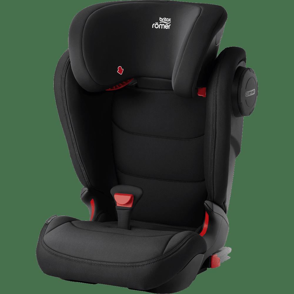 Britax Romer KIDFIX III M Cosmos Black Κάθισμα Αυτοκινήτου
