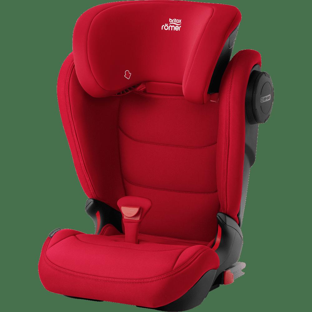 Britax Romer KIDFIX III M Fire Red Κάθισμα Αυτοκινήτου