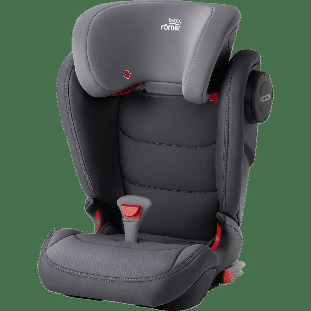 Britax Romer KIDFIX III M Storm Grey Κάθισμα Αυτοκινήτου