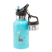 Carl Oscar TEMPflask Kids 0.35L - Girafffe Turkuoise - Bebe Home Βρεφικά Είδη