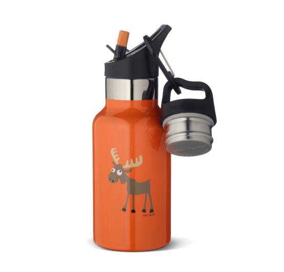 Carl Oscar TEMPflask Kids 0.35L – Moose Orange
