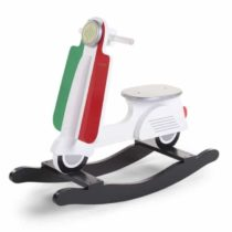 Childhome Λικνιζομενο Scooter Italy - Bebe Home Βρεφικά Είδη