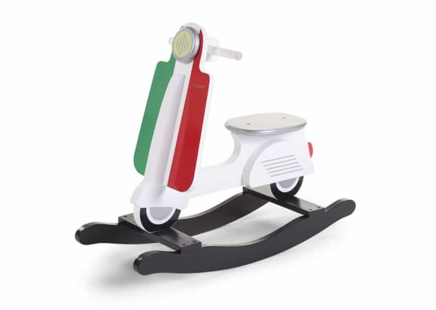 Childhome Λικνιζομενο Scooter Italy