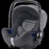Britax Romer Baby-Safe 2 i-size Storm Grey 0-13 Κάθισμα Αυτοκινήτου - Bebe Home Βρεφικά Είδη
