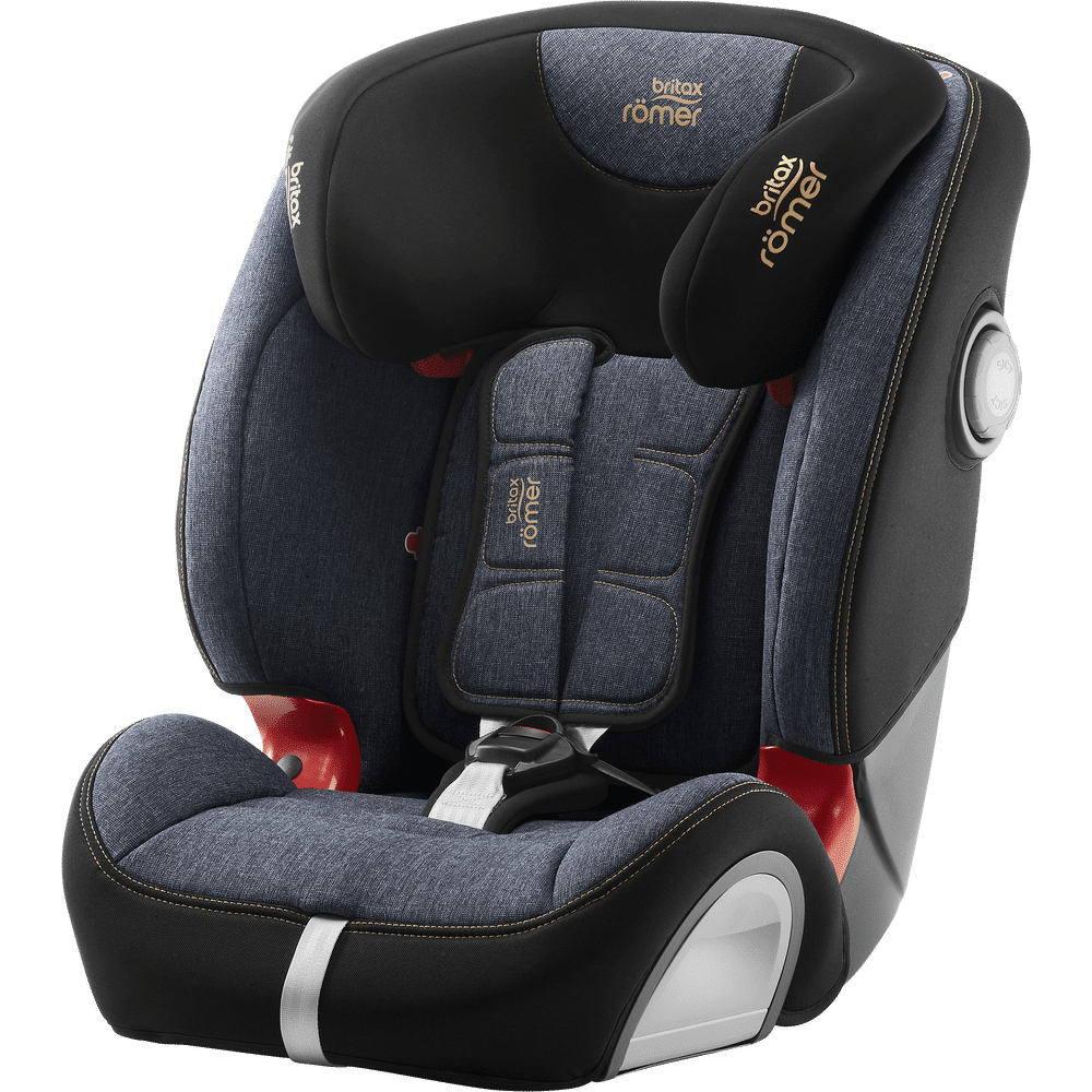 Britax Romer EVOLVA 1-2-3 SL SICT Blue Marble Car Seat