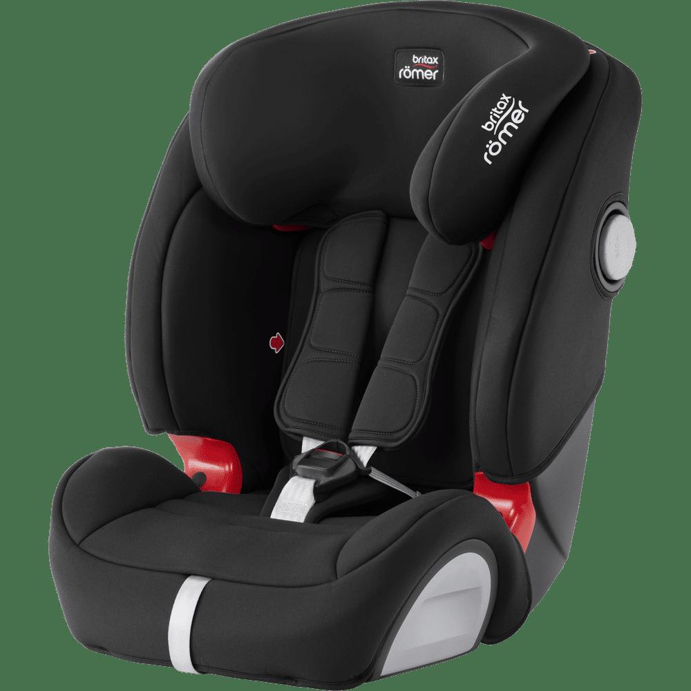 Britax Romer EVOLVA 1-2-3 SL SICT Cosmos Black Car Seat